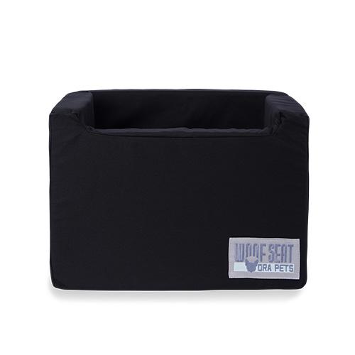 Ora Pets Woof Seat Original Black