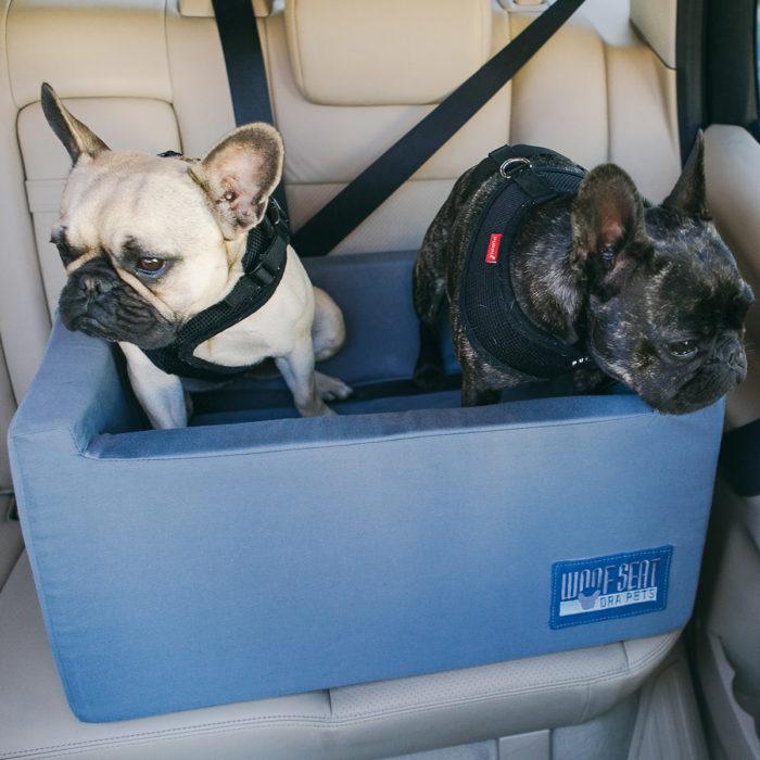 Ora Pets Woof Seat Deluxe