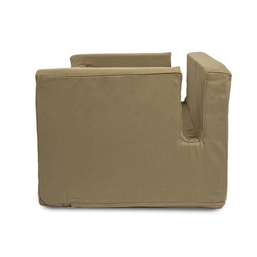 Ora Pets Woof Seat Deluxe Olive