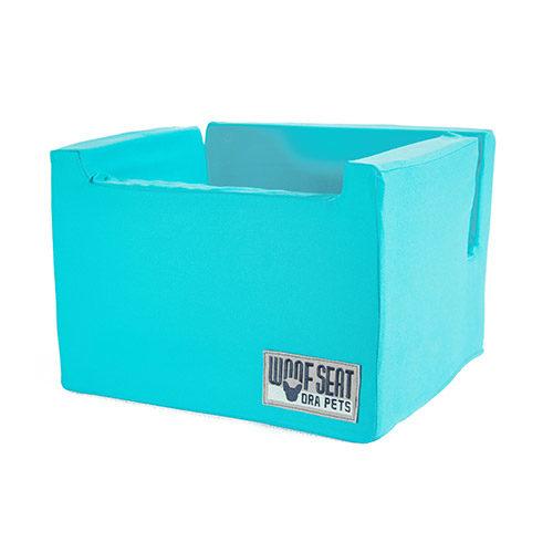 Ora Pets Woof Seat Original Turquoise