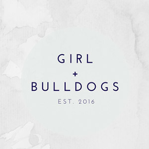 Girl + Bulldogs