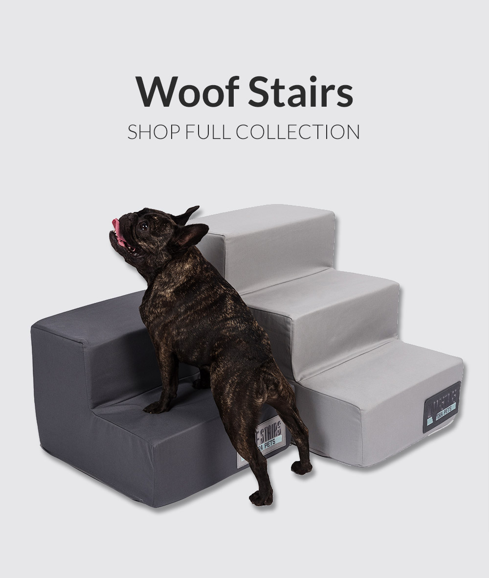 Ora Pets Woof Stairs