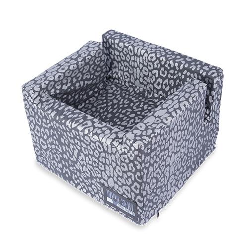 Ora Pets Woof Seat Original Silver metallic Animal