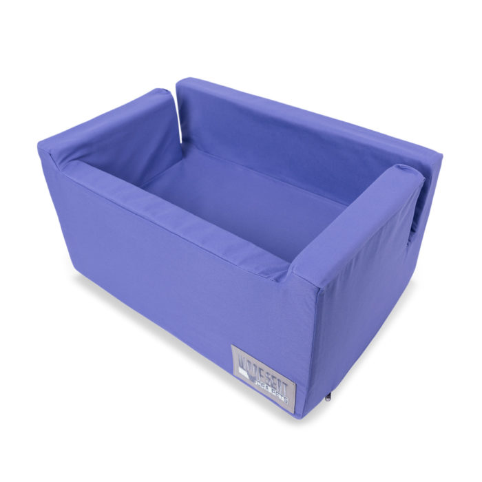 Ora Pets Woof Seat Purple